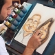 Caricatures by Anas Gharaibeh