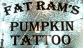 Fat Ram's Pumpkin Tattoo