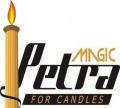 Petra Magic for Candles