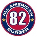 82 All American Burger