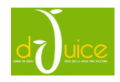 d'Juice Fresh Juice and Smoothie Bar
