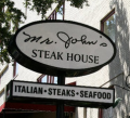 Mr. John's Steakhouse