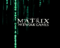 The Matrix Network Games