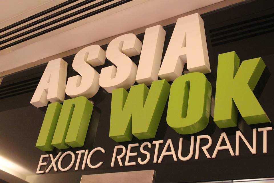 Assia in Wok