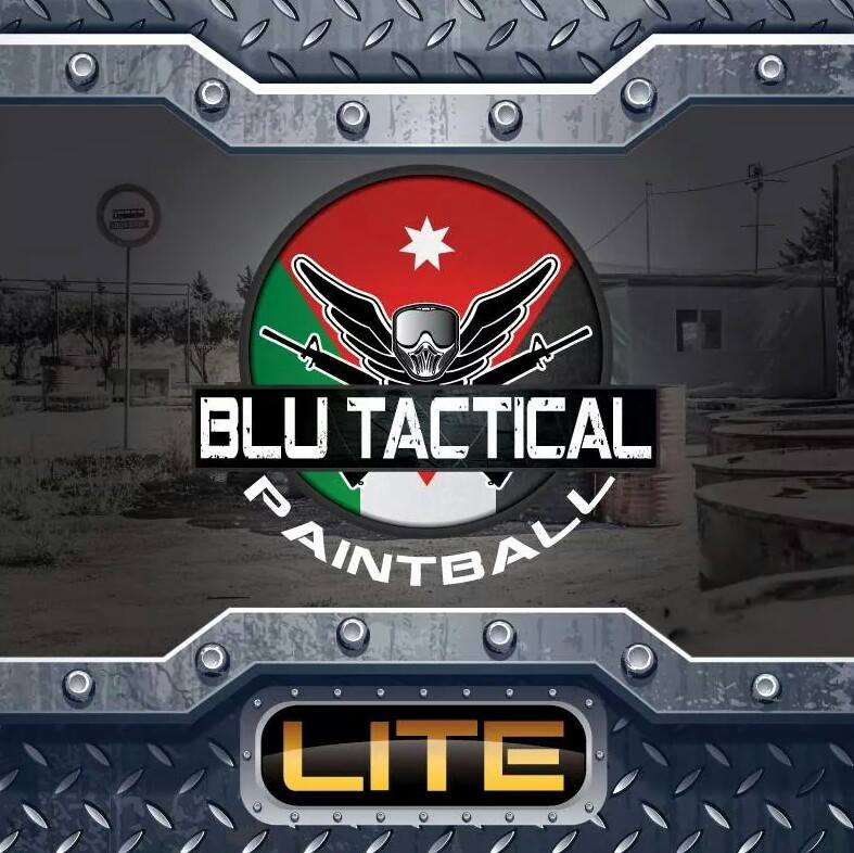 Blu Tactical Paintball