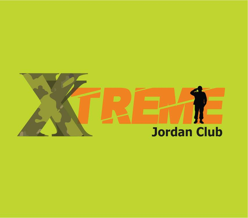 Xtreme Jordan Paintball