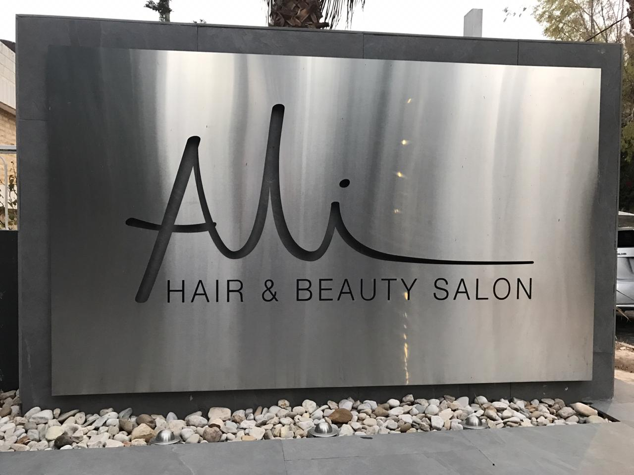 Ali Hair and Beauty Salon